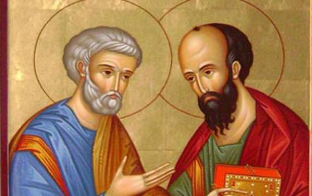 Feast of Ss. Peter and Paul — Holy Day of Obligation