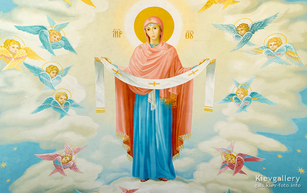 Feast of the Protection of the Mother of God  –  Pokrova