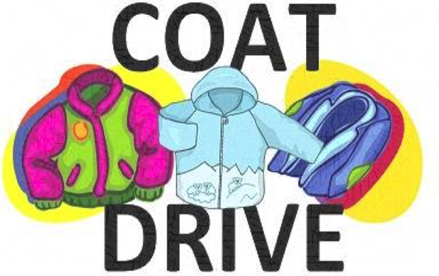 Beginning of Annual Coat Drive for Ukraine