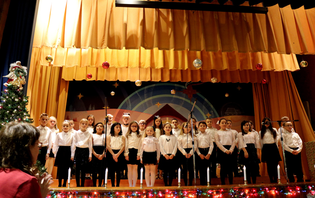 St. Nicholas School Christmas program  –  2:00 PM